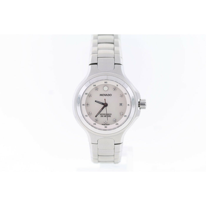 Movado Women's 2600033 Series 800 Stainless Steel Watch