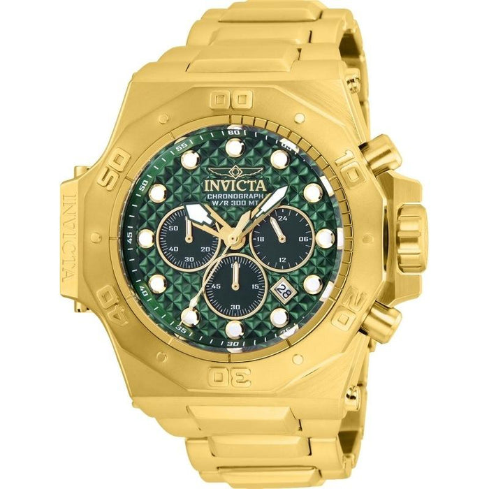 Invicta Men's 26042 Akula Reserve Gold-Tone Stainless Steel Watch