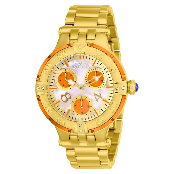 Invicta Women's 26144 Subaqua 3 Gold-Tone Stainless Steel Watch