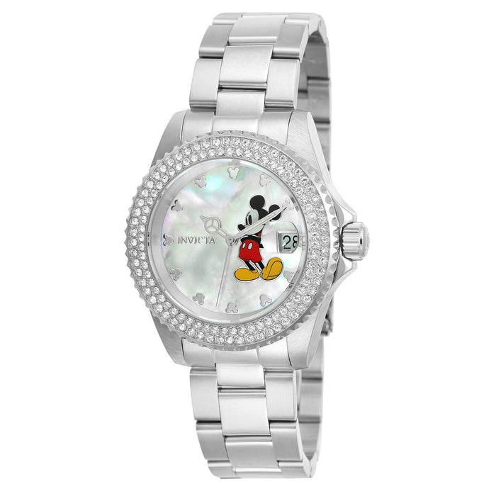 Invicta Women's 26238 Disney Mickey Mouse Stainless Steel Watch