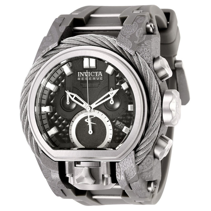 Invicta Men's 26441 Reserve Bolt Zeus Stainless Steel Watch
