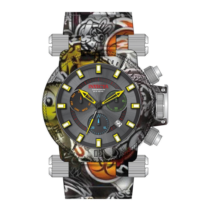 Invicta Men's 26449 Coalition Forces Multi Stainless Steel Watch