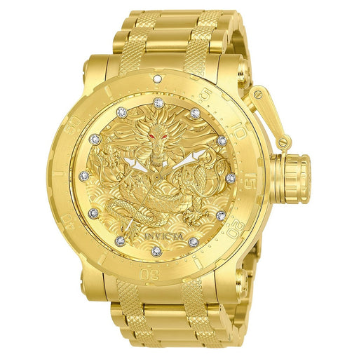 Invicta Men's 26511 Coalition Forces Gold-Tone Stainless Steel Watch