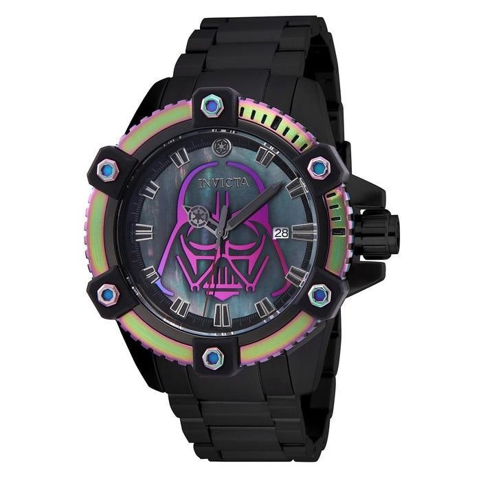 Invicta Men's 26558 Star Wars Darth Vader Automatic Black Stainless Steel Watch