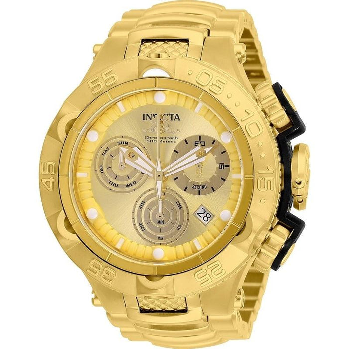 Invicta Men's 26632 Subaqua Noma V Gold-Tone Stainless Steel Watch