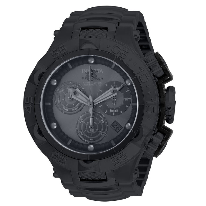 Invicta Men's 26633 Subaqua Noma V Black Stainless Steel Watch