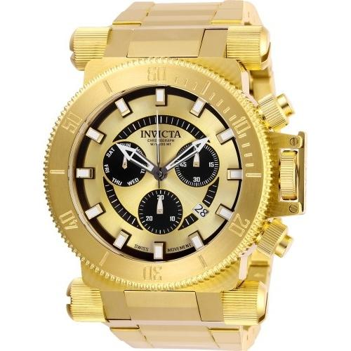 Invicta Men's 26644 Coalition Forces Gold-Tone Stainless Steel Watch