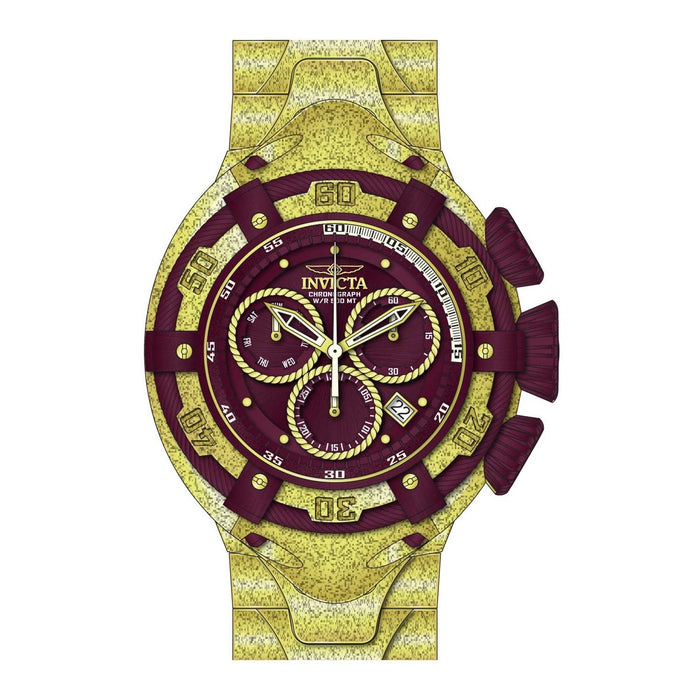 Invicta Men's 26667 Bolt Thunderbolt Gold-tone Stainless Steel Watch