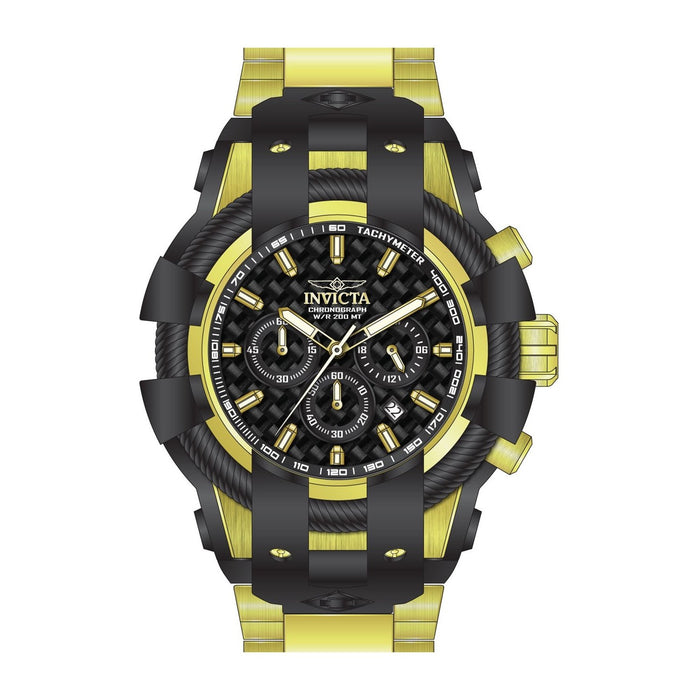Invicta Men's 26674 Bolt Gold-Tone Stainless Steel Watch