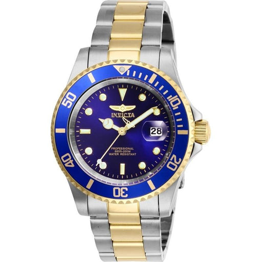 Invicta Men's 26972 Pro Diver Gold-Tone and Silver Stainless Steel Watch