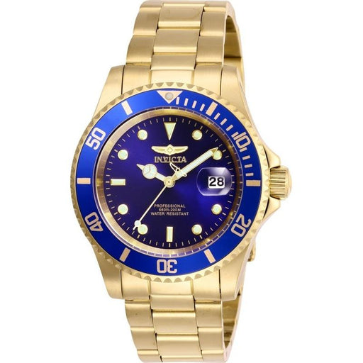 Invicta Men's 26974 Pro Diver Gold-Tone Stainless Steel Watch