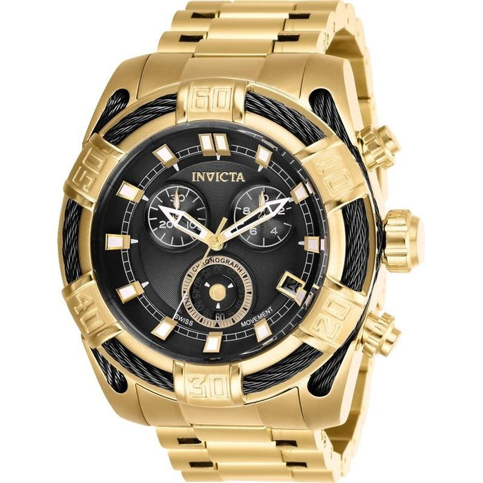 Invicta Men's 26991 Bolt Gold-Tone Stainless Steel Watch