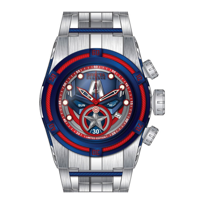 Invicta Men's 27045 Captain America Stainless Steel Watch