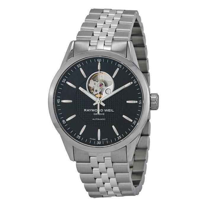 Raymond Weil Men's 2710-ST-20021 Freelancer Automatic Stainless Steel Watch