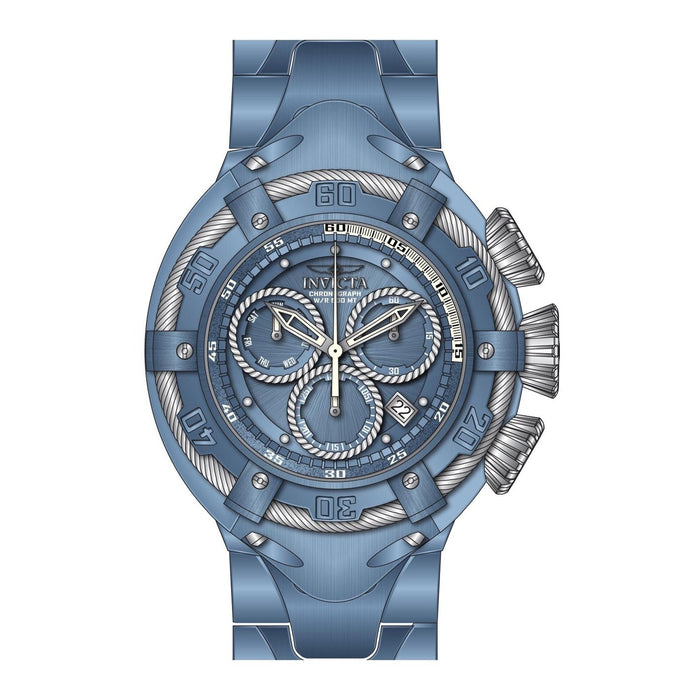 Invicta Men's 27524 Thunderbolt Blue Stainless Steel Watch