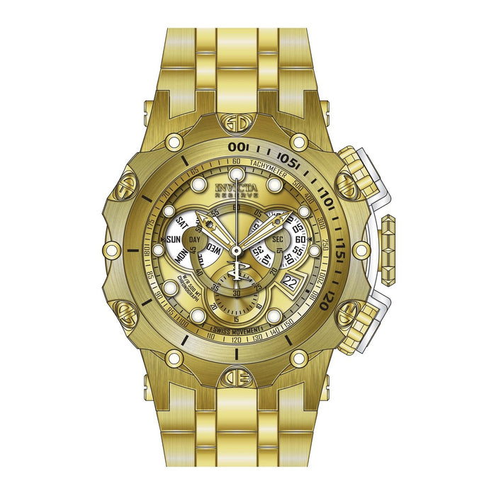 Invicta Men's 27792 Venom Gold-Tone Stainless Steel Watch