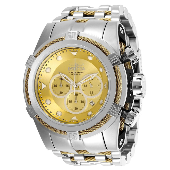 Invicta Men's 27848 Bolt Zeus Stainless Steel Watch