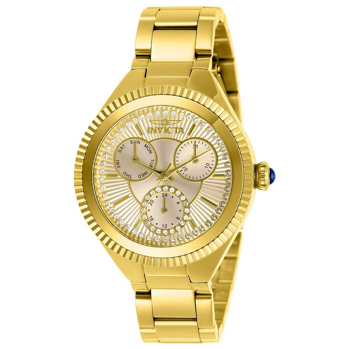 Invicta Women's 28345 Gold-Tone Stainless Steel Watch