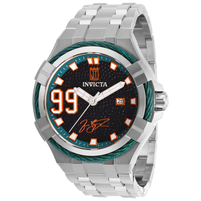 Invicta Men's 28525 Jason Taylor Automatic Stainless Steel Watch