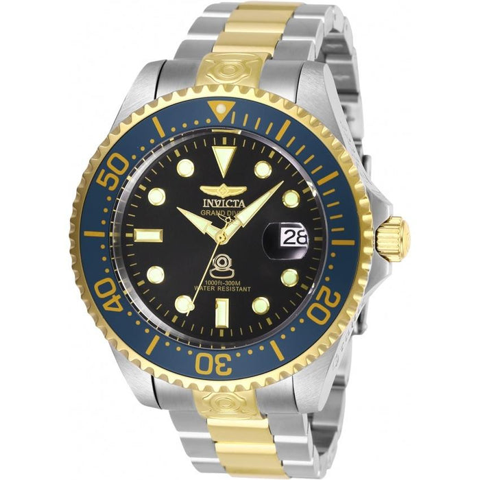 Invicta Men's 28684 Pro Diver Automatic Gold-Tone and Silver Stainless Steel Watch