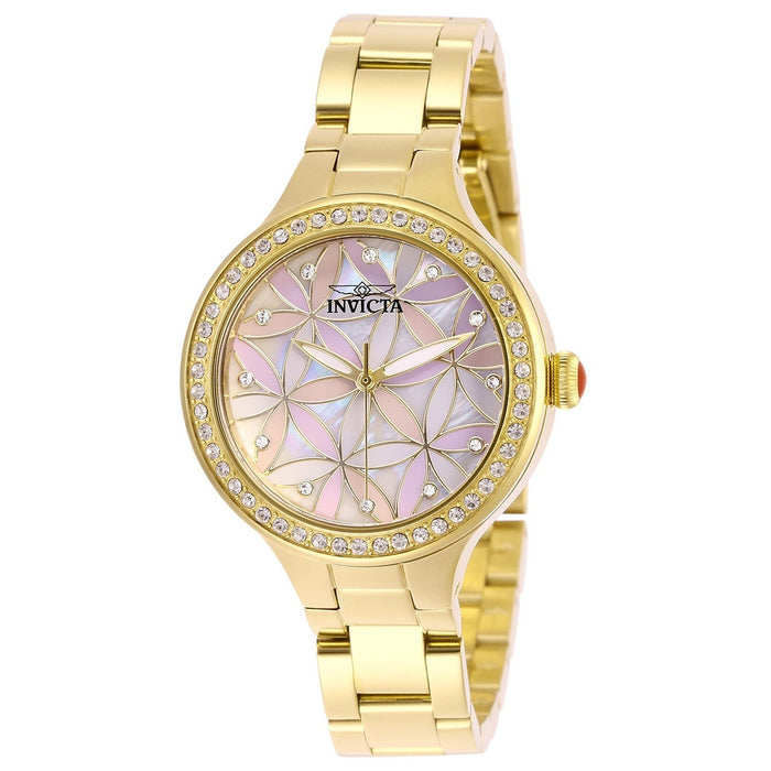 Invicta Women's 28822 Gold-Tone Stainless Steel Watch