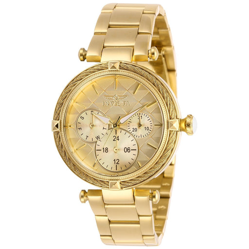 Invicta Women's 28957 Bolt Gold-Tone Stainless Steel Watch