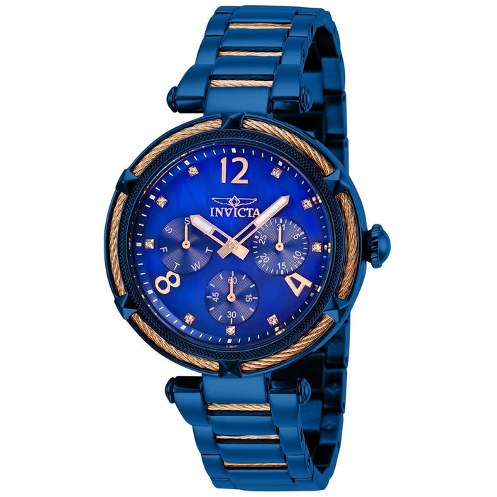 Invicta Women's 29137 Bolt Blue Stainless Steel Watch