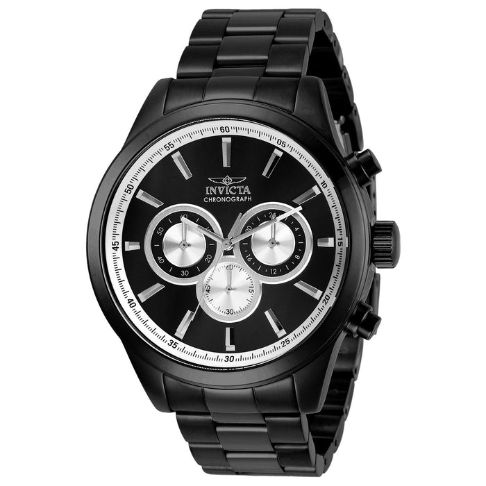 Invicta Men's 29171 Specialty Black Stainless Steel Watch
