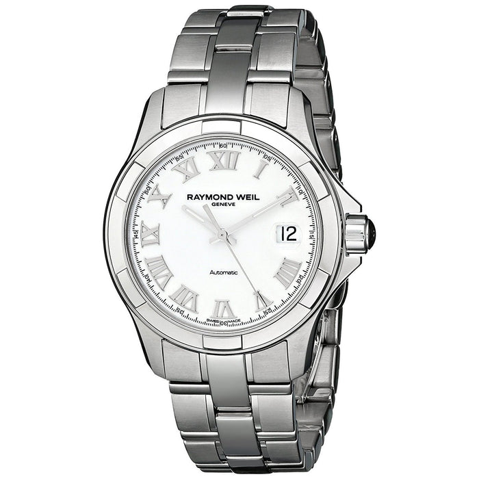 Raymond Weil Men's 2970-ST-00308 Parsifal Automatic Stainless Steel Watch