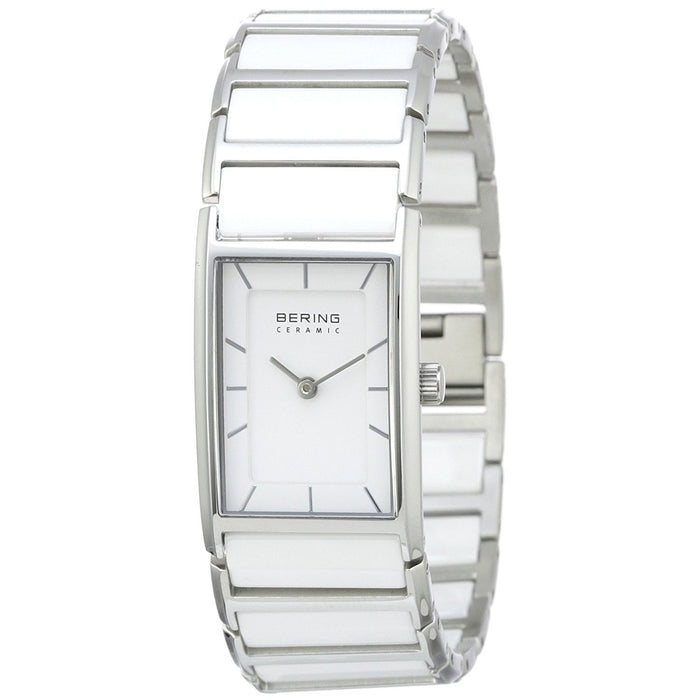 Bering Women's 30121-754 Ceramic Two-Tone Stainless steel and Ceramic Watch