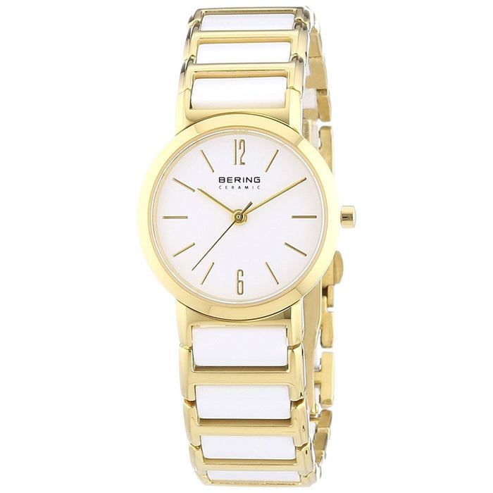 Bering Women's 30226-751 Ceramic Two-Tone Stainless steel and Ceramic Watch