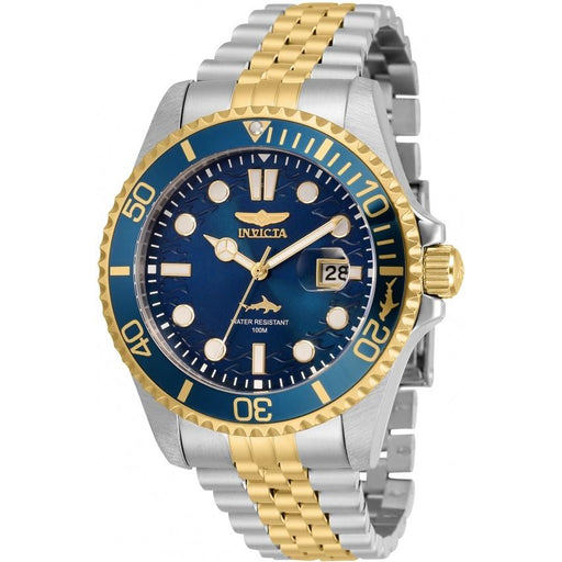 Invicta Men's 30616 Pro Diver Gold-Tone and Silver Stainless Steel Watch