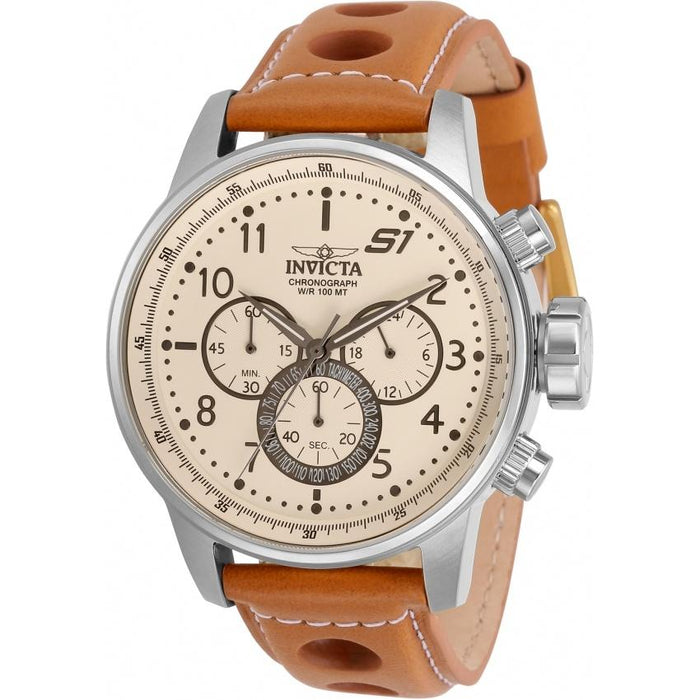 Invicta Men's 30914 S1 Rally Brown Leather Watch