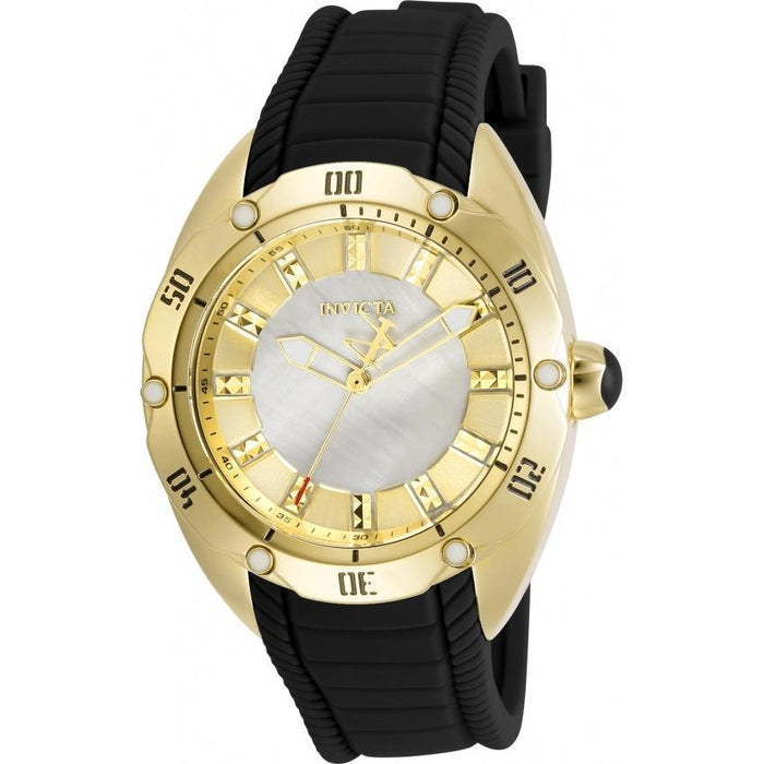 Invicta Women's 30972 Venom Automatic Black Silicone Watch