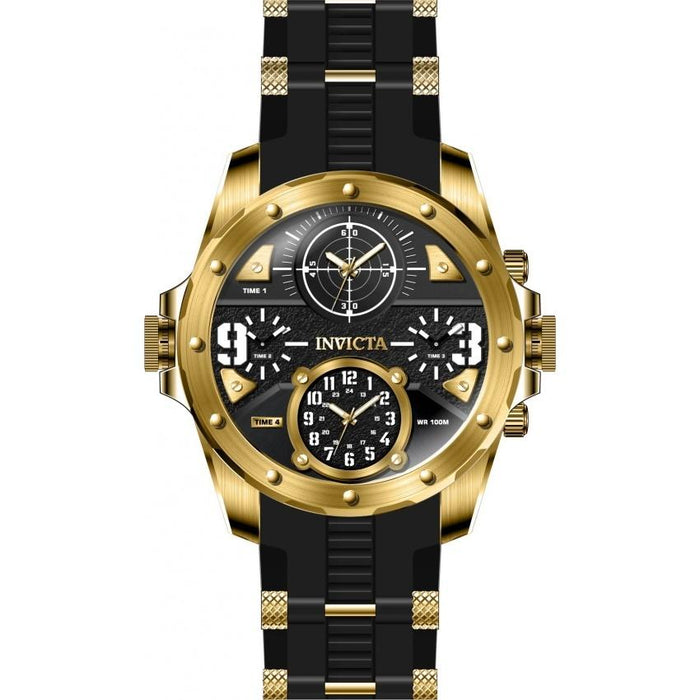 Invicta Men's 31141 Coalition Forces Silicone Watch