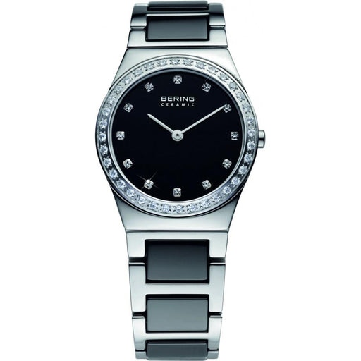 Bering Women's 32430-742 Ceramic Crystal Two-Tone Stainless steel and Ceramic Watch