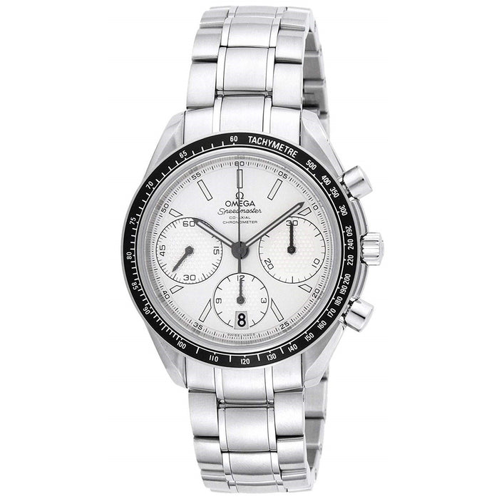 Omega Men's 326.30.40.50.02.001 Speedmaster Racing Chronograph Automatic Stainless Steel Watch