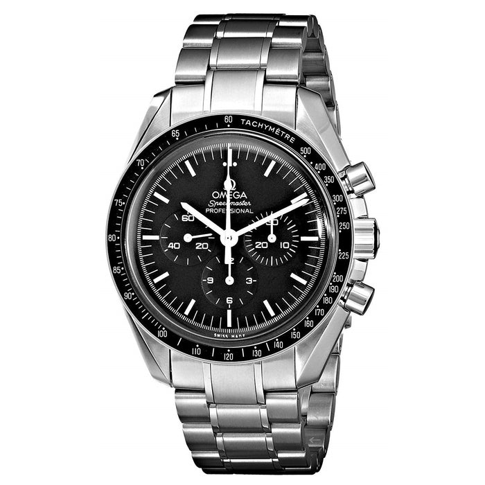 Omega Men's 3570.50.00 Speedmaster Professional Chronograph Hand Wind Stainless Steel Watch