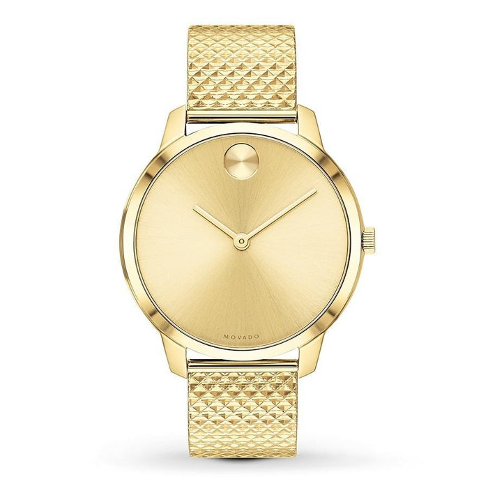 Movado Women's 3600598 Bold Gold-Tone Stainless Steel Watch