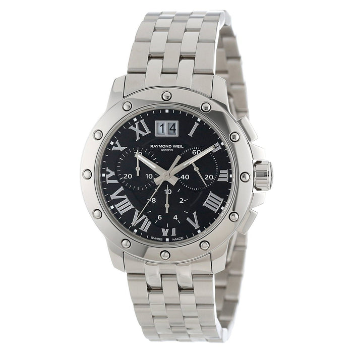 Raymond Weil Men's 4899-ST-00208 Tango Chronograph Stainless Steel Watch