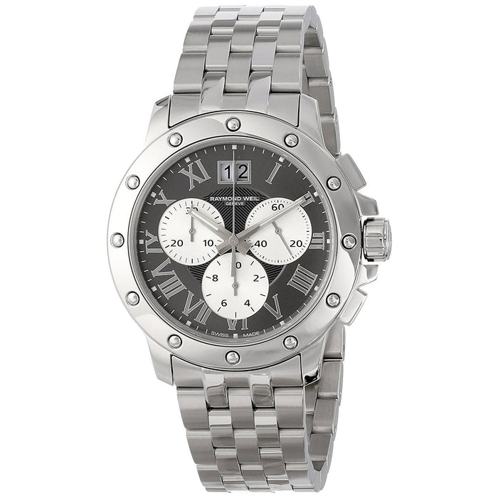 Raymond Weil Men's 4899-ST-00668 Tango Chronograph Stainless Steel Watch