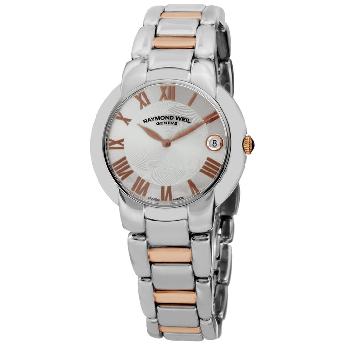 Raymond Weil Women's 5235-S5-01658 Jasmine Two-Tone Stainless Steel Watch