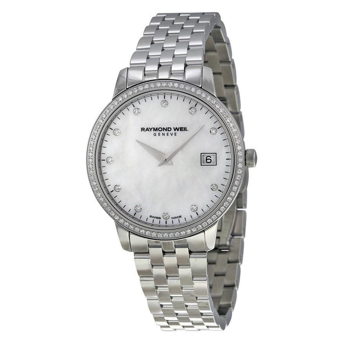 Raymond Weil Women's 5388-STS-97081 Toccata Diamond Stainless Steel Watch