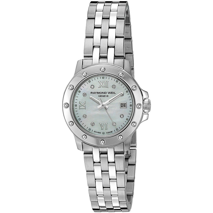 Raymond Weil Women's 5399-ST-00995 Tango Diamond Stainless Steel Watch