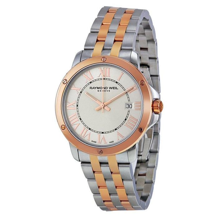 Raymond Weil Women's 5591-SB5-00658 Tango Two-Tone Stainless Steel Watch