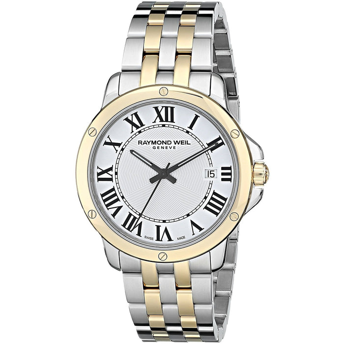 Raymond Weil Men's 5591-STP-00657 Tango Two-Tone Stainless Steel Watch