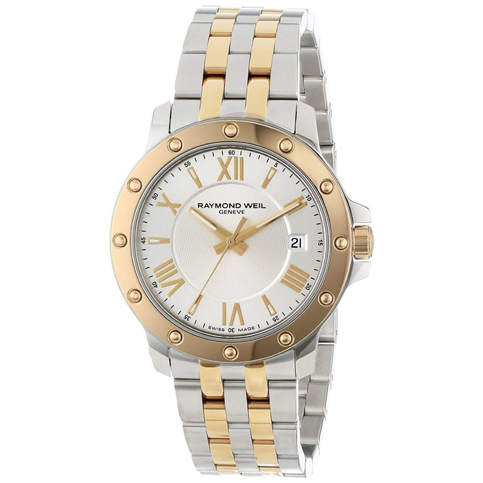 Raymond Weil Men's 5599-STP-00657 Tango Two-Tone Stainless Steel Watch
