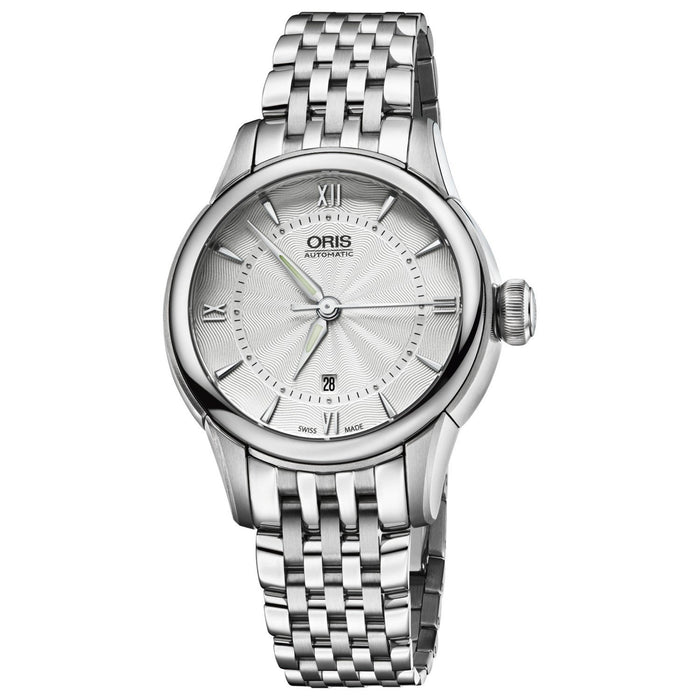 Oris Women's 56176874071MB Artelier Automatic Stainless Steel Watch
