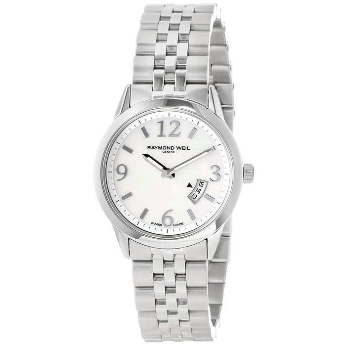 Raymond Weil Women's 5670-ST-05907 Freelancer Stainless Steel Watch