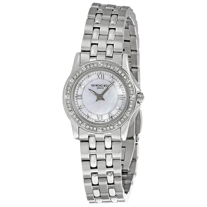 Raymond Weil Women's 5790-STS-00995 Tango Diamond Stainless Steel Watch